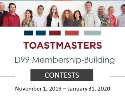 District 99 Membership Building Contest