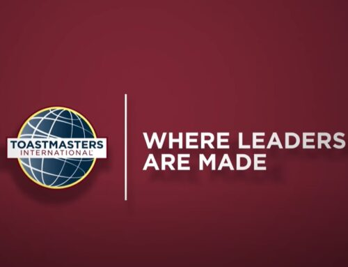 Toastmaster Tip Tuesday – Nov. 24, 2020