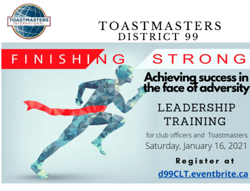 Club Officer Training – Club Leadership & Online Contest Training